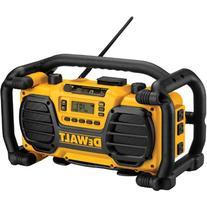 DEWALT DC012 7.2-Volt-18-Volt Heavy-Duty Worksite Radio