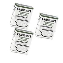 Cuisinart DCC-RWF *Triple Pack* Charcoal Water Filters in