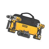 DEWALT DCK290L2 20-Volt MAX Li-Ion 3.0 Ah Hammer Drill and