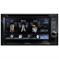 Kenwood DDX373BT Double Din Monitor In-Dash Bluetooth DVD