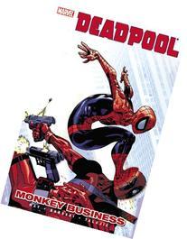 Deadpool, Vol. 4: Monkey Business
