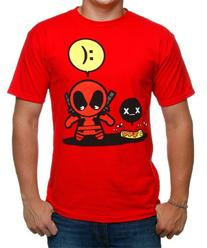 Deadpool Sadpool Men's T-Shirt