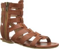 Michael Antonio Women's Debbie Gladiator Sandal, Cognac, 7 M