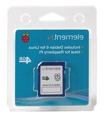 Raspberry Pi Debian 6 Wheezy 4GB SD Card Boot Disk