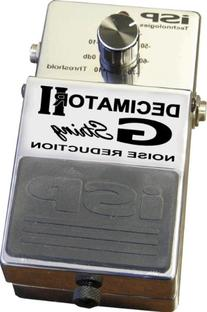 ISP Technologies Decimator II G String Noise Suppressor