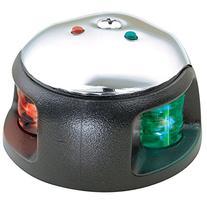 Attwood LED 1-Mile Deck Mount Navigation Bow Light,