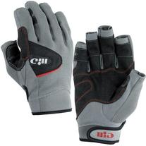 Gill Men's S/F Deckhand Glove Black/Gray M