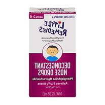 Little Remedies Decongestant Nose Drops, Children 2+, .50 fl
