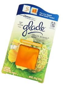 Glade Decor Scents Refill, Hawaiian Breeze