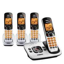 Uniden DECT 6.0 Expandable 4 Handset Cordless Phone with