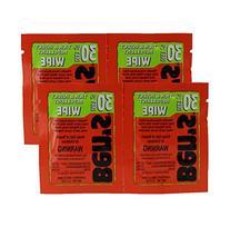 Ben's 30% DEET Tick & Insect Repellent Wipes - 2 Pack