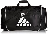 adidas Defender II Duffle Large Black