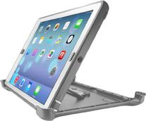 OtterBox Defender Series Case for iPad Air - Retail Packaging - Glacier - White/Grey