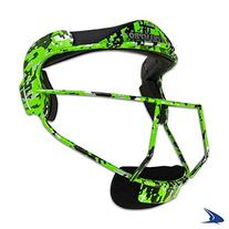 """""""The Grill"""" Defensive Fielder's Facemask for Softball in 7"""