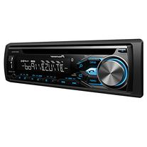 PIONEER DEH-X4800BT Single-Din In-Dash CD Receiver with