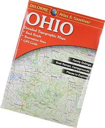 Ohio Atlas & Gazetteer