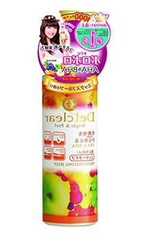 Meishoku Delclear Bright and Peel Facial Peeling Gel - Mix