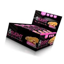 FitMiss Delight Baked High Protein Bar, Salted Caramel, 12