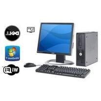 Dell Optiplex 780 Desktop Computer Bundle, Core 2 Duo 3.0Ghz