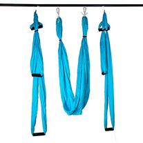 AGPtEK Deluxe Aerial Hammock Yoga Swing/ Inversion/Sling,