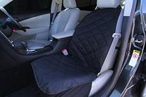 Devoted Doggy Black Deluxe Bucket Dog Seat Cover -