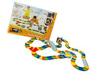 Kidoozie Deluxe Build-A-Road Toy - Mentally Stimulating and