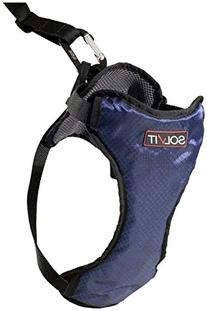 Solvit Products 62406 Deluxe Car Safety Harness Blue, Large/