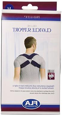 Deluxe Clavicle Support for Fractures, Sprains, Shoulder