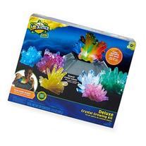 Edu Science Deluxe LED Crystal Growing Kit