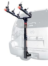 Allen Sports 3-Bike Hitch Mount Rack with 1.25/2-Inch