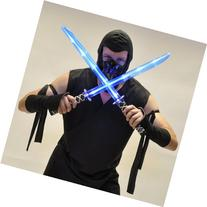 Deluxe Ninja LED Light up Sword with Motion Activated