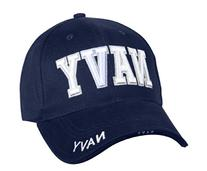 DELUXE LOW PROFILE CAP NAVY BLUE - NAVY