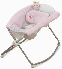 Fisher-Price Deluxe Newborn Rock 'N Play Sleeper, My Little