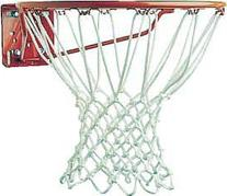 Champion Sports Deluxe Super Basketball Net - 12 Loops, 21""