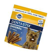 Pedigree Dentastix 24 Mini Treats Small/Toy Dogs  6oz