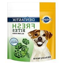 PEDIGREE DENTASTIX Fresh Bites Treats for Dogs 18 Ounces,