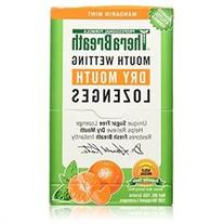 TheraBreath Dentist Recommended Dry Mouth Lozenges, Sugar