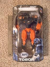 "Denver Broncos 10"" Team Cleatus FOX Robot Action Figure"