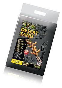 Exo Terra Desert Sand, 10-Pound, Black