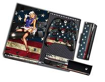 Designer Skin Sticker for the Xbox One Console With Two