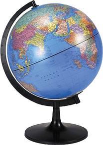 Elenco EDU36899A Desktop Political Globe, 11-Inch