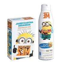 "Despicable Me Minions ""Safety First"" Pure Sun Defense"