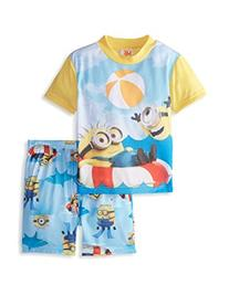 Despicable Me 2 Little Boys S/S Pajama Top 2pc Pajama Short