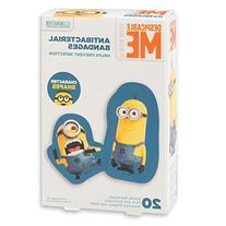 Despicable Me Shaped Bandages - First Aid Supplies - 20 per