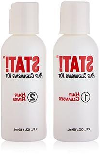 Sarken Nutrition Stat Hair Detox Shampoo Kit Cleans