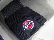 NBA - Detroit Pistons Heavy Duty Vinyl Car Mats