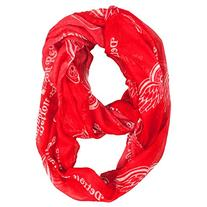 Detroit Red Wings NHL Sheer Infinity Scarf