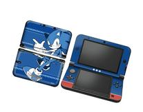 Dezaskin Sonic The Hedgehog for Nintendo 3DS LL Design 1