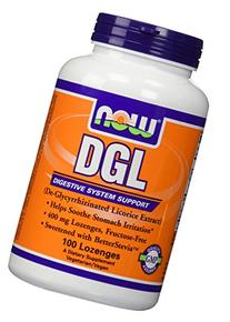 DGL by NOW Foods - Digestive Support