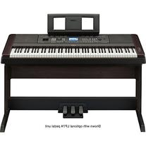 Yamaha DGX-650 Black Digital Piano BUNDLE w/ Wood Bench &